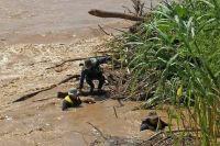 La madre de los hermanos desaparecidos en el Río Bermejo pide que no abandonen la búsqueda