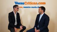 """Juan Pablo Rodríguez en Voces Críticas TV: """"En Salta hay un fuerte liderazgo de Sáenz, la oposición no existe"""""""