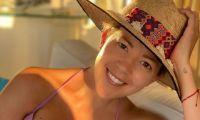 Fernanda Castillo cautivó a todos