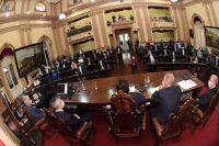 Puntos claves del discurso de Gustavo Sáenz en la apertura de las Sesiones Legislativas