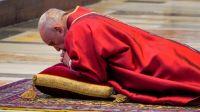 |VIDEO| El papa Francisco preside el Vía Crucis recordando la Pasión de Cristo