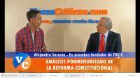 Alejandro Saravia en Voces Críticas TV