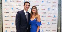 Isabel Macedo y Juan Manuel Urtubey pasaron un conmovedor fin de semana en familia