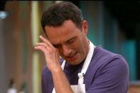 Luego de su repentina salida de Masterchef, Fernando Carlos conmovió con su despedida