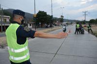 Descontrol en Semana Santa: más de 150 salteños multados por beber alcohol al volante