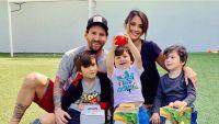 Antonela Roccuzzo mostró cómo fueron las dulces pascuas de su familia