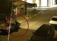 Las cámaras de seguridad captaron el momento justo en que un salteño quiso adueñarse de lo ajeno