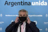 """EN VIVO   Habla el presidente Alberto Fernández: """"Debemos tomar nuevas medidas"""""""