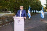 """Alberto Fernández: """"La salud no puede ser un tema de confrontación política"""""""