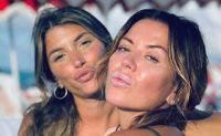 Karina Jelinek y Flor Parise. Fuente (Instagram)
