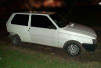 Investigadores recuperaron un auto robado en el macrocentro de Salta