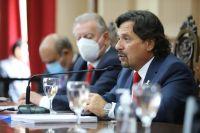 Gustavo Sáenz se refirió a las nuevas medidas dispuestas por el COE