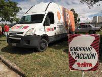 El Móvil Quirúrgico visitará los barrios Gauchito Gil y Miguel Aráoz: conocé los días y horarios
