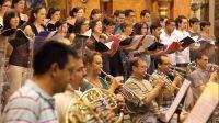 Susto y desesperación en la Orquesta Sinfónica: se suspendió un concierto y hay varios músicos heridos