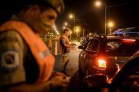 Gran despliegue de las fuerzas federales tras las nuevas medidas restrictivas