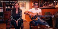 Rocío García y Amir Saleh