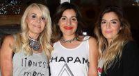 Claudia, Dalma y Gianinna Fuente:(Instagram)