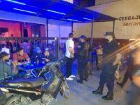 Más de una decena de fiestas clandestinas tuvieron lugar anoche en Salta
