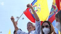Guillermo Lasso venció a Andrés Arauz y se convirtió en el nuevo presidente de Ecuador