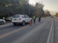 Alcohol al volante en Salta: 100 conductores fueron multados por manejar borrachos