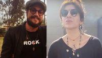 Daniel Osvaldo y Gianinna Maradona Fuente:(Instagram)