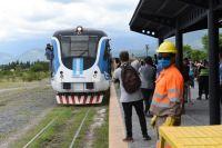 Todo listo para que el Tren Urbano al Valle de Lerma comience a funcionar