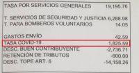 ¿Se viene la tasa de COVID-19 en Salta?
