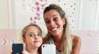 Dani La Chepi y su hija. Fuente (Instagram)