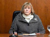 Se agravó el cuadro de la Jueza María Servini y fue internada en terapia intensiva