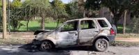 "Los ""quemacoches"" vuelven a atacar en Salta"