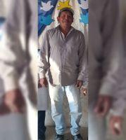 Buscan desesperadamente a Rolando Alberto Juárez