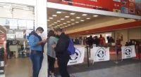 Tensión y nervios en Garbarino: empleados salteños reclaman el pago de sus sueldos