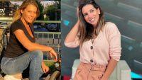 Rocío Marengo y Cinthia Fernández. Fuente (Instagram)