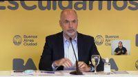 """Rodríguez Larreta  anunció que no cerrarán las escuelas: """"El lunes los chicos tienen que estar en las aulas"""""""