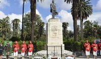 Monumento a Don Hernando de Lerma. Fuente: (Twitter)