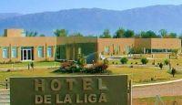Hotel de la Liga Salteña de Fútbol. Fuente: (Twitter)