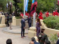 |VIDEO| Salta cumple 439 años: el acto central y los funcionarios que acompañaron esta celebración