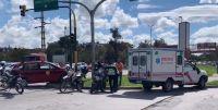 Mediodía de terror: ambulancia chocó y mató a una salteña que trasladaba en su interior hasta el hospital