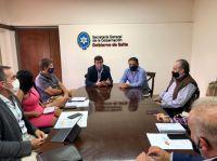 Importante reunión entre Desarrolladores Inmobiliarios y el Gobierno de Salta: buscan agilizar la matrícula anticipada