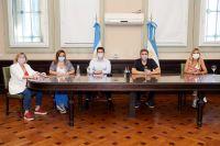 El Gobierno dialogó con presidentes de distintos bloques sobre la posibilidad de postergar las elecciones