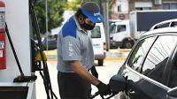 Aumentan los combustibles por quinta vez en el año