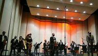 Orquesta Sinfónica. Fuente: (Twitter)