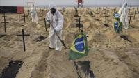 Brasil pide ayuda humanitaria a la ONU para combatir el coronavirus