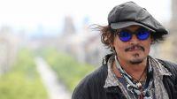 Johnny Depp sorprendió a sus fans
