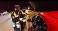 Fin de semana descontrolado: más de 50 salteños fueron detenidos por manejar alcoholizados