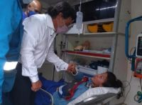 Gustavo Sáenz agradeció la colaboración de todos los que participaron en la búsqueda de Fabiana Cari