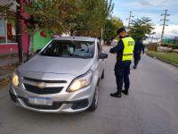 Efectivos de la policía realizaron importantes operativos en la zona sur