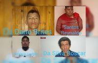 Cayeron dos de los reos fugados de la Comisaría de Salvador Mazza