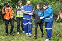 Final feliz: Fabiana Cari fue dada de alta