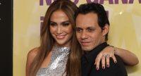 Jennifer López se ha apoyado en Marc Anthony tras su ruptura con Alex Rodríguez